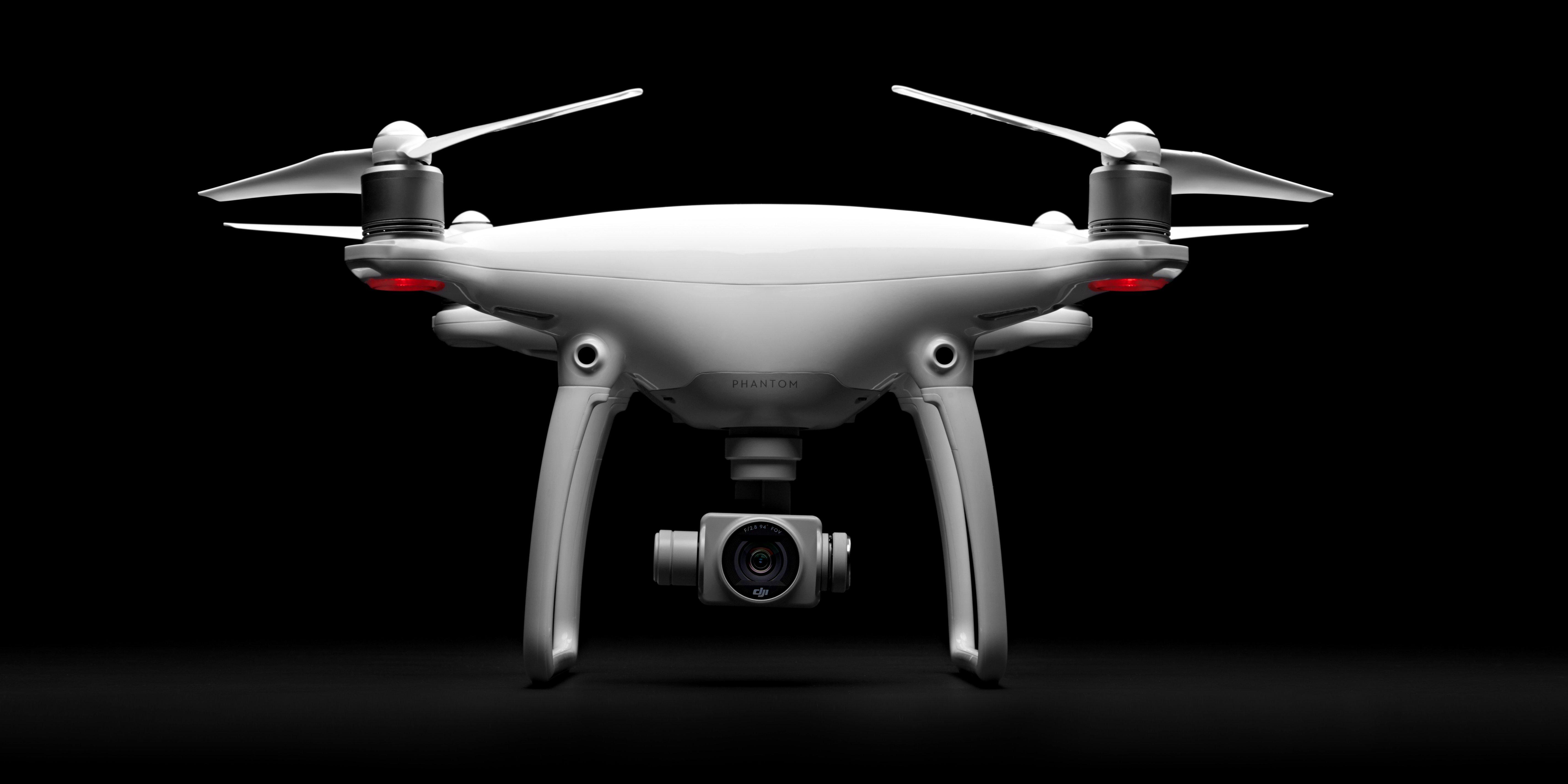 Phantom 4 Drone Video Services